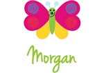 Morgan The Butterfly