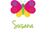 Susana The Butterfly