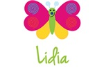 Lidia The Butterfly