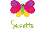 Suzette The Butterfly