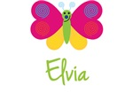 Elvia The Butterfly