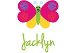 Jacklyn The Butterfly