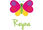 Reyna The Butterfly