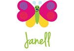 Janell The Butterfly