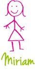 Miriam The Stick Girl