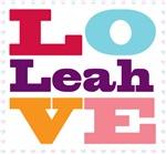 I Love Leah
