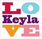 I Love Keyla