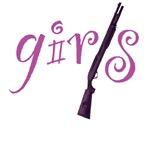 Girls Shotgun