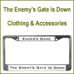 The Enemy's Gate is Down