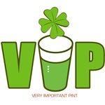 St Patrick's Day VIP