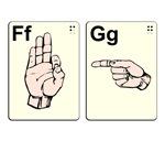 Dirty Sign Language Flash Cards