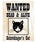 Wanted Schrodingers Cat