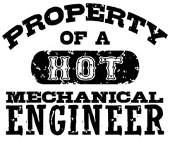 Property of a Hot Mechanical Engineer