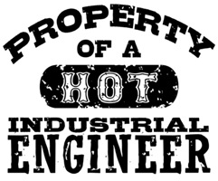 Property of a Hot Industrial Engineer