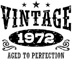Vintage 1972 t-shirts