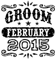 Groom February 2015  t-shirt