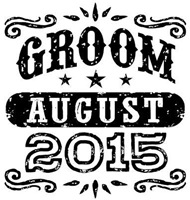 Groom August 2015 t-shirt