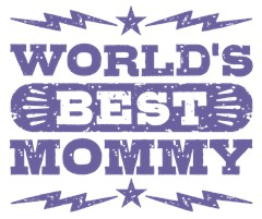 World's Best Mommy t-shirts