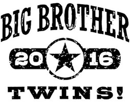 Big Brother Twins 2016 t-shirt