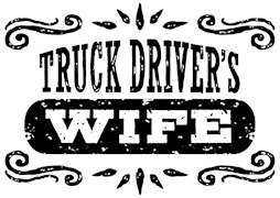 Truck Driver's Wife t-shirt