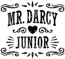 Mr Darcy Junior t-shirt