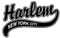 Harlem New York City t-shirts