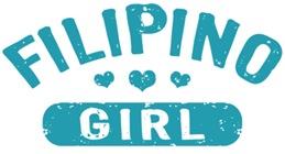 Filipino Girl t-shirt