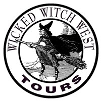 Funny Wicked Witch West Tours from Oz design.
