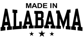Made In Alabama t-shirt