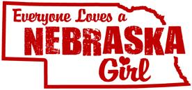 Nebraska Girl t-shirts