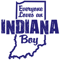 Everyone Loves an Indiana Boy t-shirt