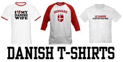 Danish t-shirts