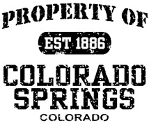Colorado Springs t-shirts
