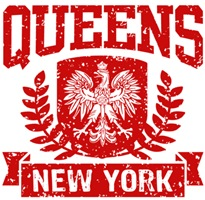 Queens NY Polish t-shirts
