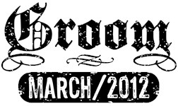 Groom March 2012 t-shirts
