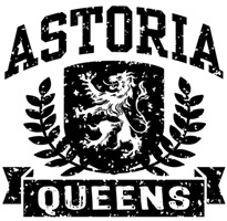 Astoria Queens t-shirts