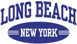 Long Beach New York t-shirts