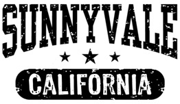 Sunnyvale California t-shirts