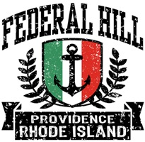 Federal Hill Italian t-shirts