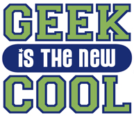 Geek Is The New Cool t-shirt