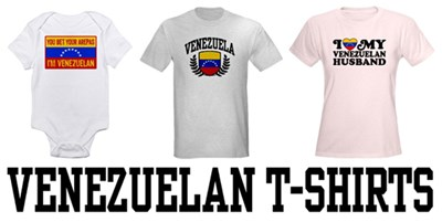 Venezuelan t-shirts