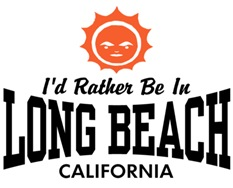 Long Beach California t-sh