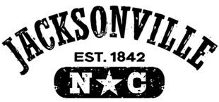 Jacksonville NC t-shirt