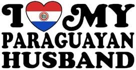 I Love My Paraguayan Husband t-shirts