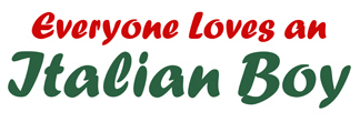 Everyone Loves an Italian Boy t-shirts