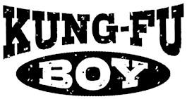 Kung Fu Boy t-shirt