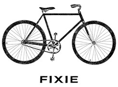 Fixie t-shirts
