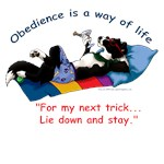 Obedience is a way of life
