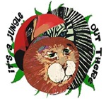 It's a Jungle Out There - animal design