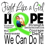 Fight We Can Do It Non-Hodgkins Lymphoma Shirts